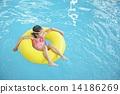 가족 물놀이 14186269