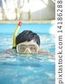 人 潜水 通气管 14186288