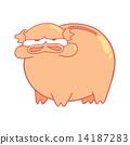 animal, moneybox, pig 14187283