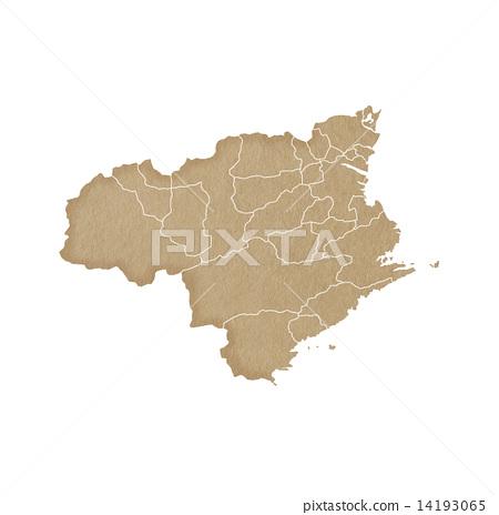 Tokushima Prefecture Map 14193065