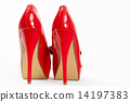 red pumps 14197383