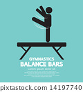 Balance Bars Gymnastics 14197740