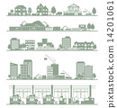 公共工程操作 建成 街道(店鋪和房屋) 14201061