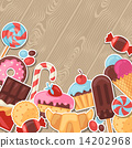 sticker, colorful, background 14202968