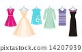 set, dresses, dress 14207939