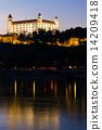 slovakia, bratislava, castle 14209418