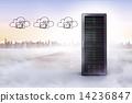 data, center, cloud 14236847