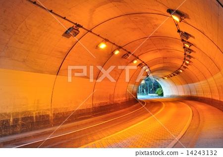 Stock Photo: curves, curve, sagamihara city