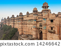 gwalior, architecture, fort 14246642