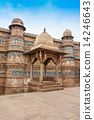 gwalior, architecture, fort 14246643
