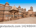 gwalior, architecture, fort 14246644