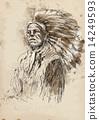原住民 土著 印度 14249593