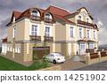 房屋 建筑 经典 14251902