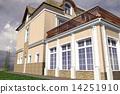 房屋 别墅 建筑 14251910