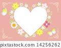 蝴蝶 開花 花卉 14256262