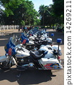 motorcycle, police, indonesia 14269211