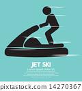 Jet Ski Sport Sign 14270367