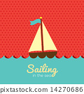 Sailboat 14270686