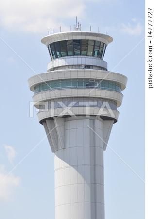 Control tower of Haneda Airport 14272727