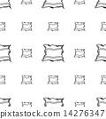 向量 向量圖 枕頭 14276347