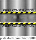 construction, metallic, metal 14286088
