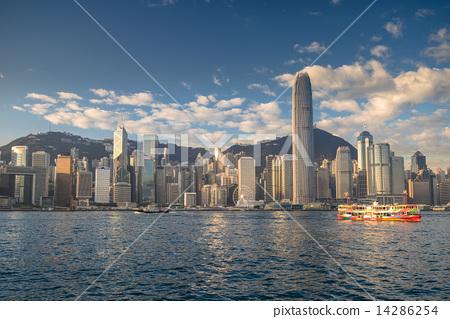 早上香港 14286254