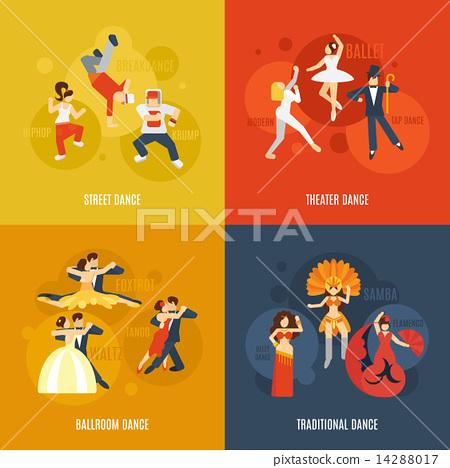 Dance Flat Set 14288017