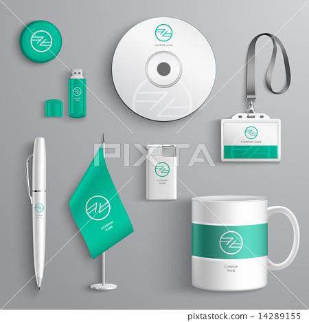 Corporate Identity Design 14289155