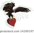 eagle heart 14289197