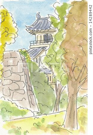 Hamamatsu Castle 14289442