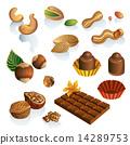 甜點 甜品 巧克力 14289753