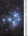 斯巴鲁 星团 星星 14290326