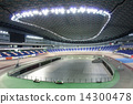cycling stadium, auditorium, kitakyushu 14300478