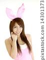 兔子 兔 伙伴 14301373