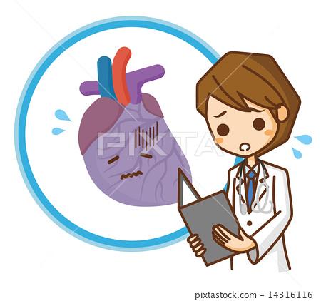 Heart illustration 14316116