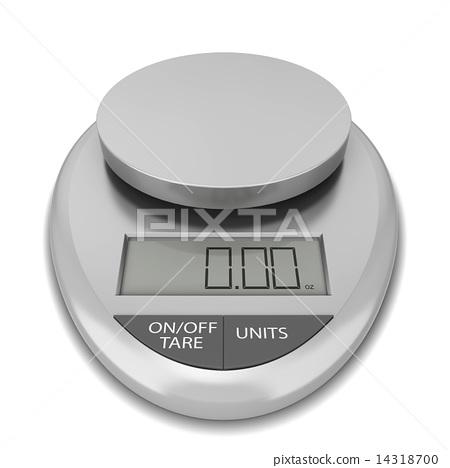 Kitchen scales 14318700