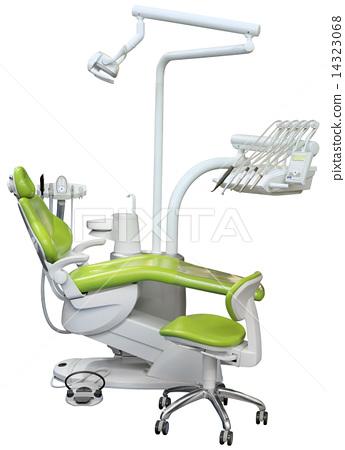 Dental Chair Cutout 14323068