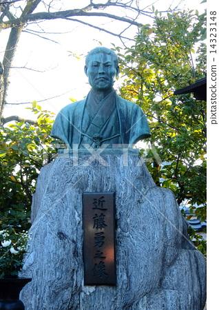 교토 콘도 勇之像 (壬生寺) 14323148
