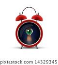 钟表 时钟 钥匙孔 14329345