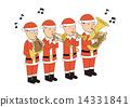 聖誕 聖誕老公公 聖誕老人 14331841