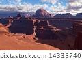 3D Fantasy desert landscape 14338740