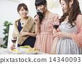 正式 宴會 葡萄酒 14340093