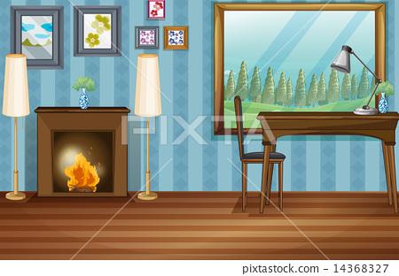 Study room 14368327