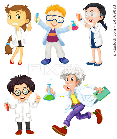 Scientists and doctors 14369083