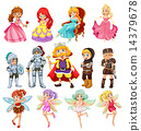 Fantasy characters 14379678
