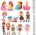 Female heros 14380358