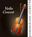 Violin 14380749
