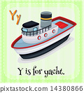 yacht, english, alphabet 14380866