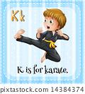 Letter K 14384374