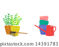 園藝 多彩 菜園 14391783